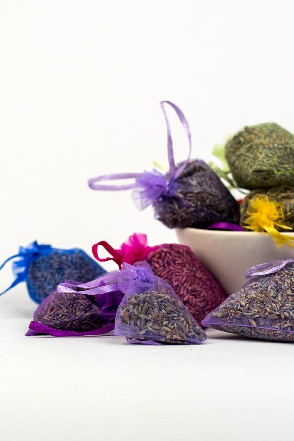 Lavender-Muslin-Bags