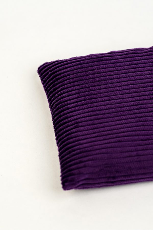 Lavender-Wheat-Bag-Neck-Pillow-Purple
